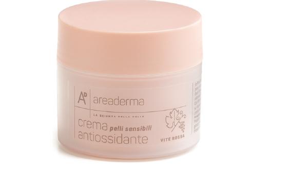 crema viso antiossidante sensibili