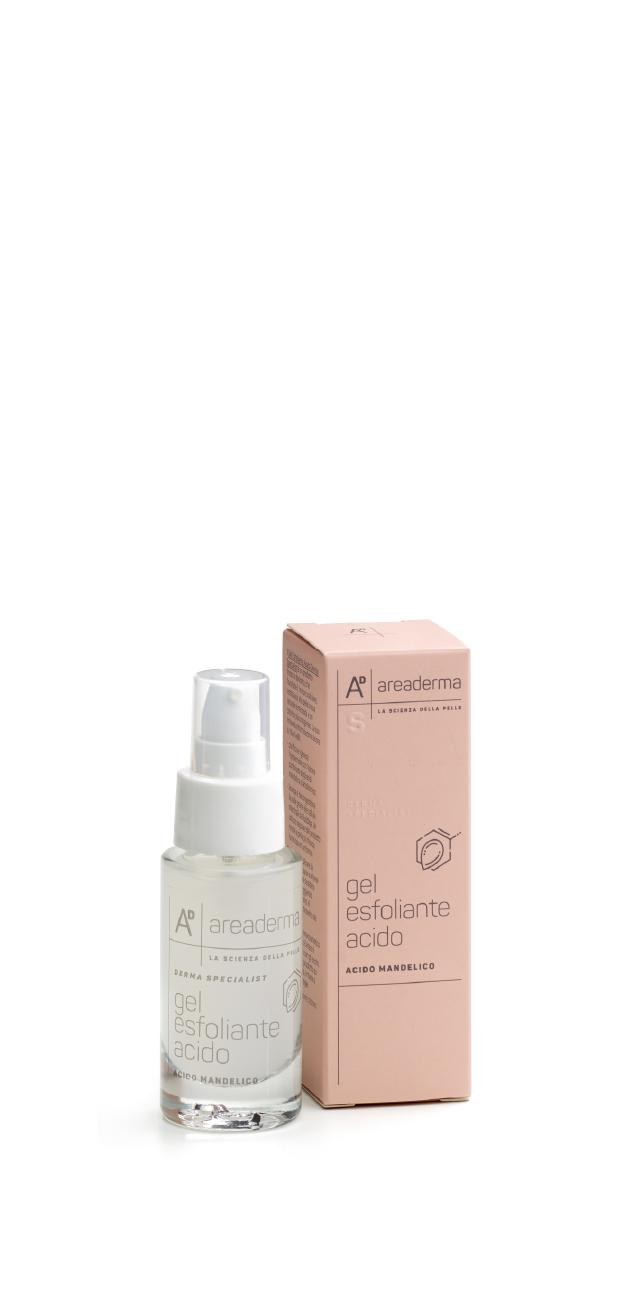 Dermaspecialist gel esfoliante acido