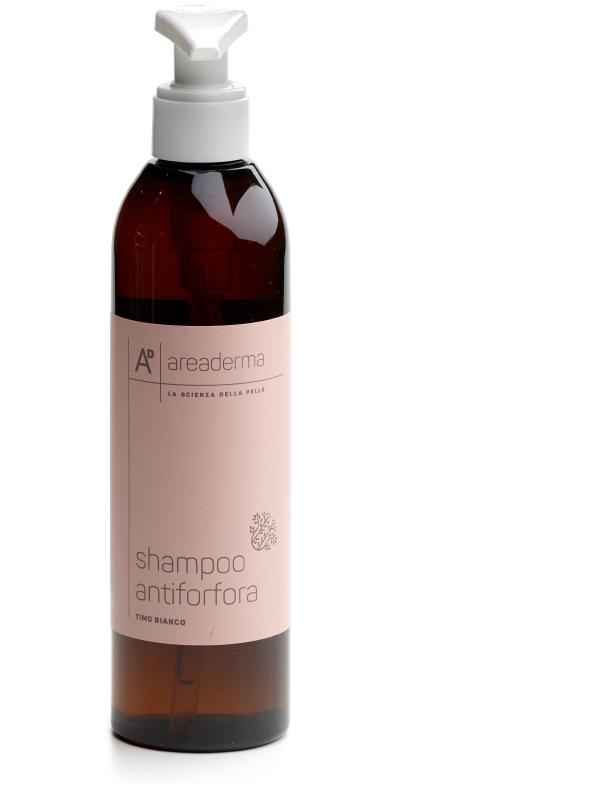 shampoo antiforfora timo bianco
