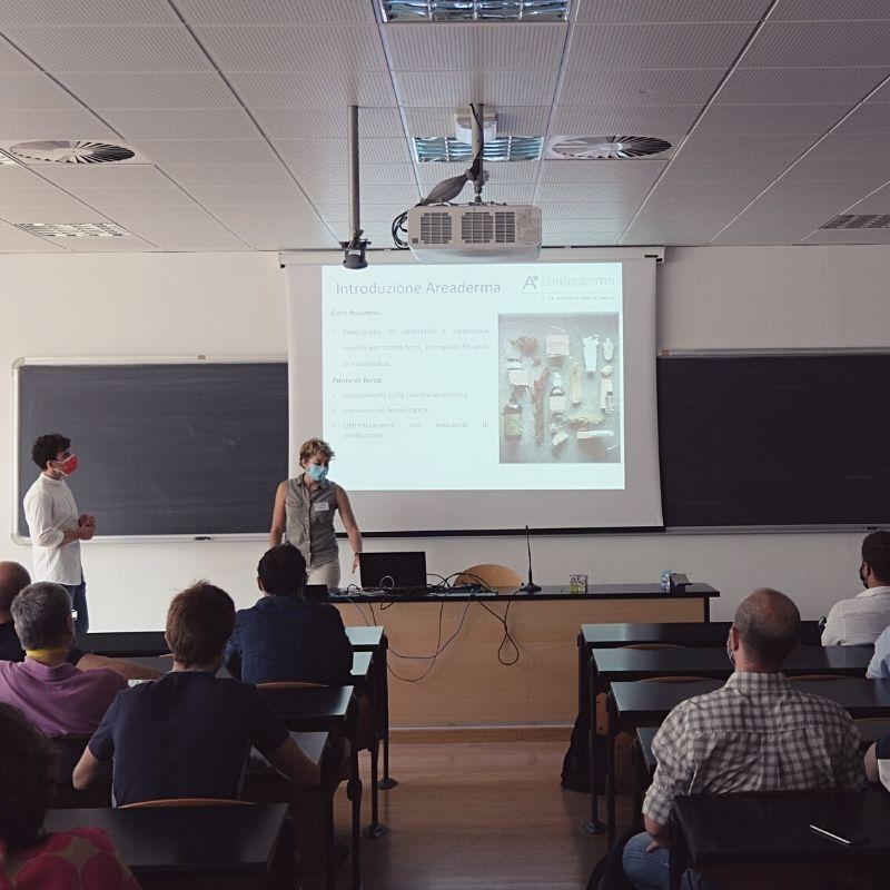 IPSP Areaderma è una delle tre aziende selezionate dall'Università di Trento